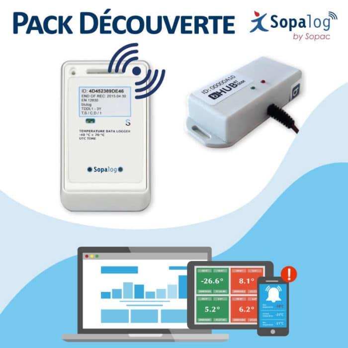 SOPALOG – Pack de découverte