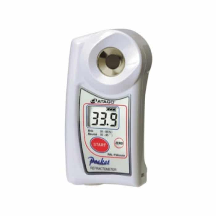 Réfractomètre PAL-Pâtissier